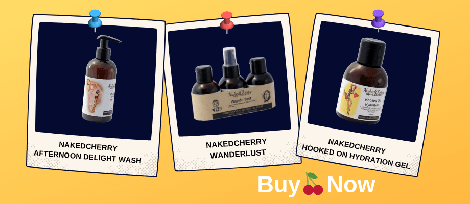 NakedCherry Products Buy Now Banner