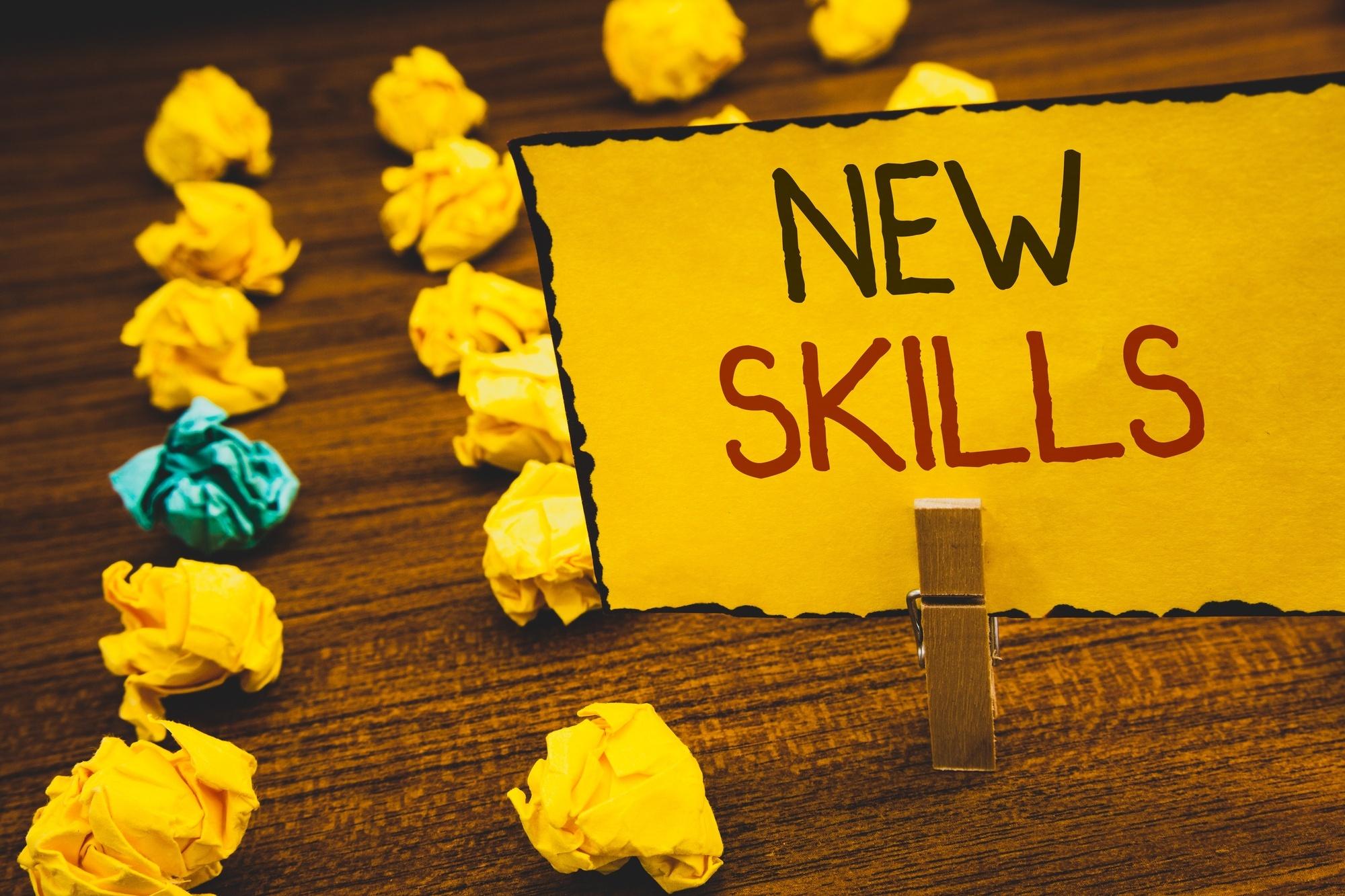 New Skill